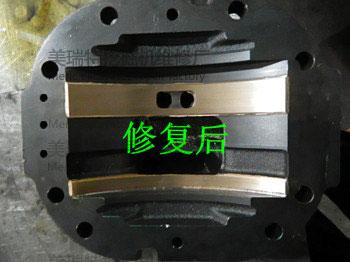 单体泵的泵盖维修