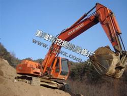 斗山DH225挖掘机液压泵保养十大注意内容