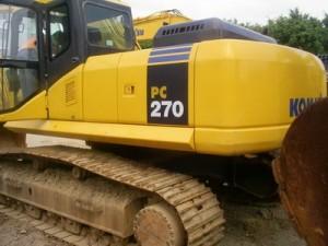 小松PC120-6E挖掘机旋转马达漏油