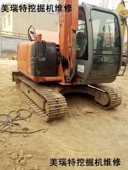 日立ZX挖掘机发动机无法启动,636-2故障代码报警