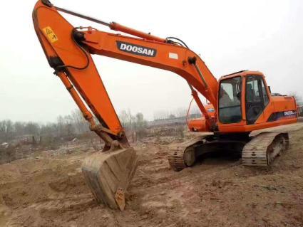 斗山-9挖机斗杆只能收不能放的高效搞定办法