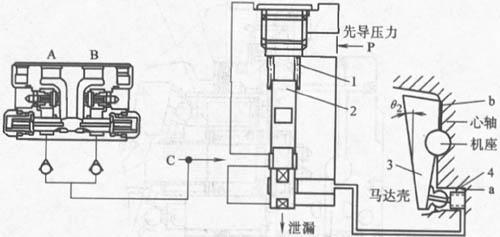 神钢喷油器4电磁阀电路图分享展示图片